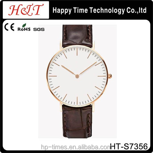 High-End Exchangeable Band Wholesale Lady Watch