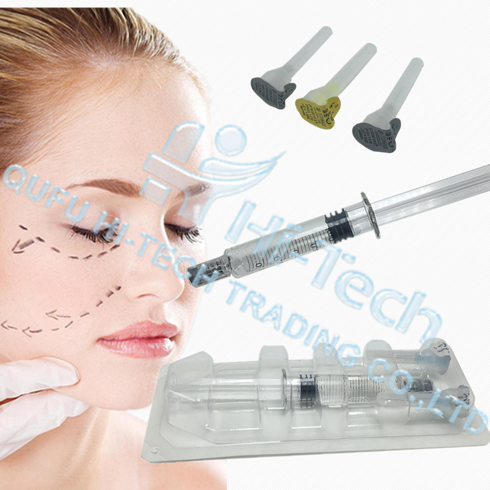 5ml safety hyaluronic acid ha injection shaping facial contours dermal filler