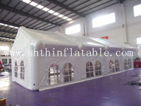 giant inflatable tent for events