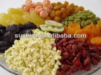 dried sour cherry /dried fruit /halal apple snack /large strawberry with sweet food