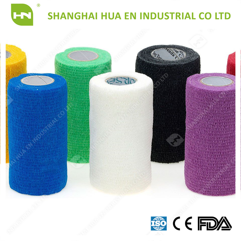 High quality CE,ISO, FDA Cohesive bandage
