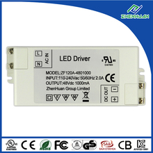 cctv surreillance led driver 48v 1.0a for security camera