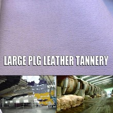 Chinese factory supply full grain lining leather wenzhou leather factory real horse hair whoesale Cow grain leather for funiture