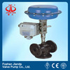Stainless steel pneumatic control valve/gas control valve