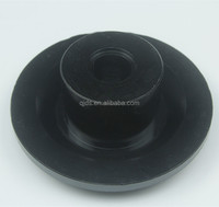 Speaker parts dia 155mm T-Yoke for customization Black ELectroplating