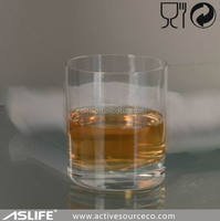 ASG1230-300ml 10oz Food Safety No Lead Crystal Whiskey Drinking Glass Stemless Cups!Whiskey Glass Free Xmas Promotional Gifts