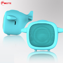 2018 New Arrival FT-K02 Mini Cute Portable Bluetooth Speaker, Super Bass 20W Wireless Speaker Bluetooth Support Hands-free Calls