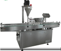 Automatic Powder Filling and Capping Macine