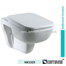 cheap price sanitary ware ceramic wall hung toilet NK1325