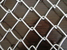 High Quality China 9 gauge PVC coated Galvanized Chain Link Fence