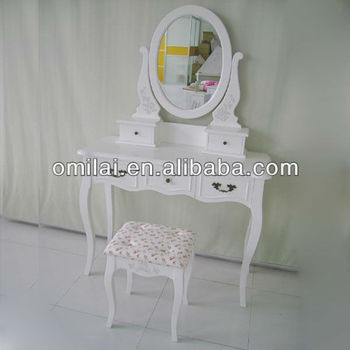 living room furniture dressing mirror desk