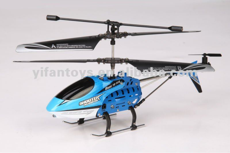 JXD 360 3 CH RC battle helicopter with Gyro fighting combo