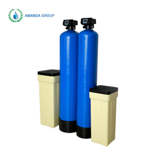 10T/H boiler feed water softener machine/RO water treatment system