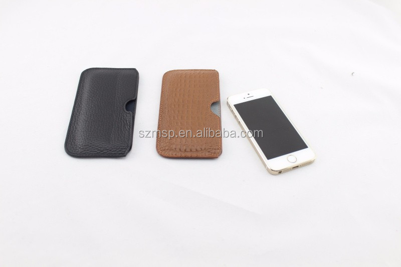 high quality phone leather cover for iphone 5/5s,REACH 173, Sedex Pillar 4