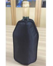 High quality reusable wine gel ice pack bottle wine cooler bag