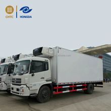 CHTC cheaper cold storage truck/refrigerated standby electric unit truck/ freezer truck Price