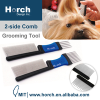 New Arrival Design Two-side Pet Grooming Comb