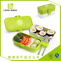 Best selling product on Amazon cute japanese bento boxes&bento box buy&japanese lunch