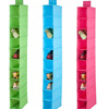 Hanging 10 Shelf Folding Closet Pocket
