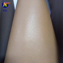 Soft pu microfiber leather for bags and sofa and shoes
