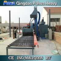 Litch Surface Stone Shot Blasting Machines/Stone Shot Blasting Machines