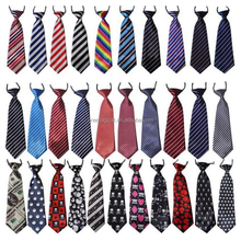 2016 New Stripes Large Dog Neckties For Big Pet Dogs Ties Grooming Bow Ties Dog Supplies Mix Colors