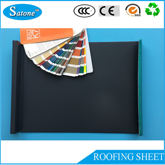 2016 High precision Standing Seam aluminum roofing panels wholesale
