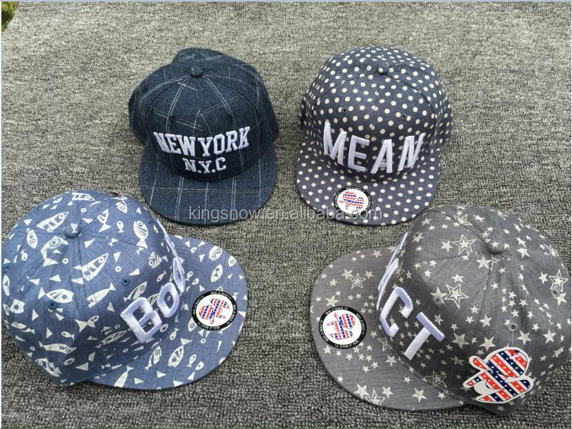 Top Quality Snapback Cap 2016 Plain Wholesale Custom Snapback Cap