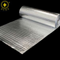 "3/16"" Double Foil Bubble Insulation Reflective Wrap - 24"" X 125'"