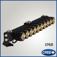 Auto lighting factory supplier top grade 100w off road car truck led tuning light bar