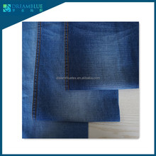 6.5oz 220GSM 100% cotton woven slub denim shirting fabric