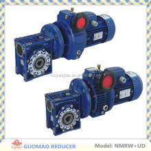 Bonfiglioli type nmrv030 worm screw gearbox hollow shaft