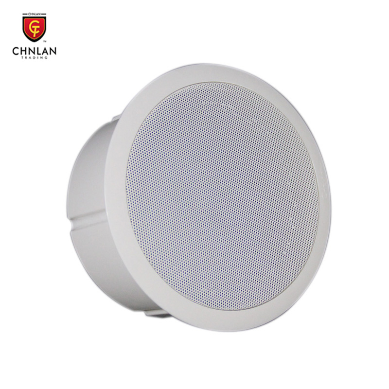 CA2862 10w 8ohm pa 6.5inch active ceiling <strong>speaker</strong> with amplifier