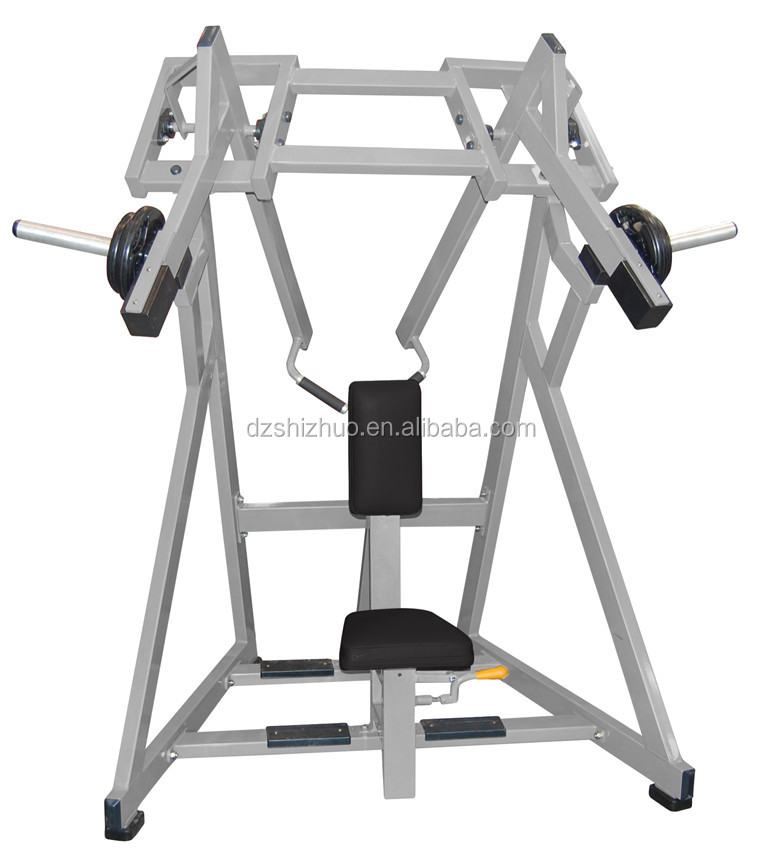Total Gym Workout Exercises for Men Iso-Lateral Level Row Machine RHS04