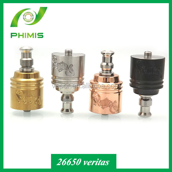 Most popular rebuildable nucleus atomizer veritas atomizer veritas v2 with best quality