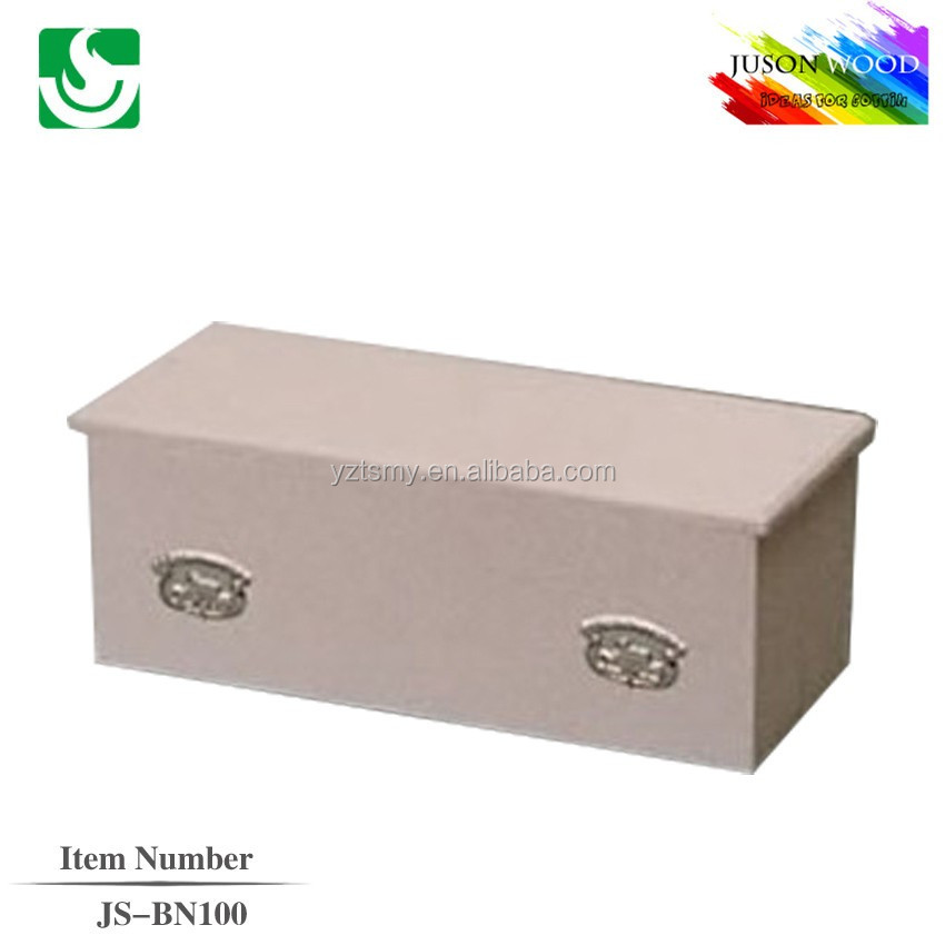 JS-BN100 wholesale best price cloth covered infant caskets