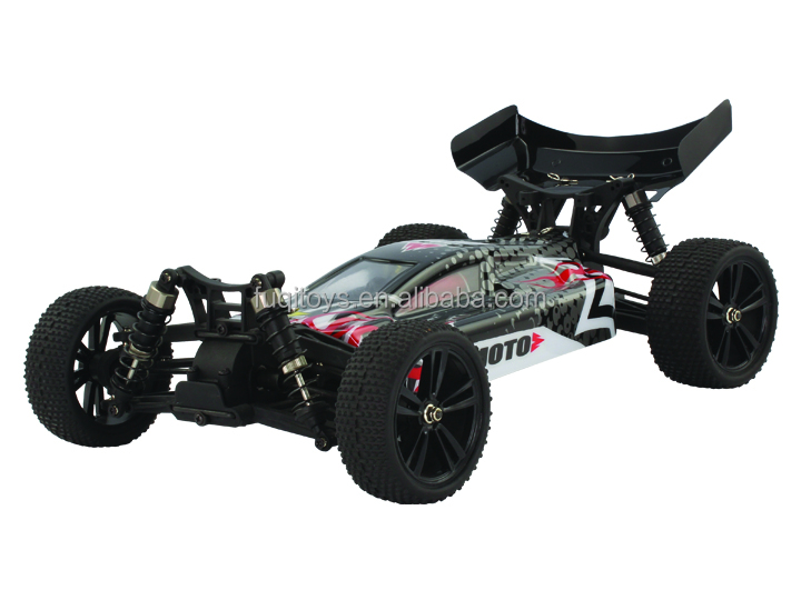 HIMOTO brushless RC CAR 1/10 SCALE RTR 4WD ELECTRIC POWER OFF ROAD BUGGY W/2.4G REMOTE BRUSHLESS VERSION