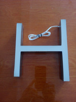 3d Stainless Steel Illuminated Led Letter Sign