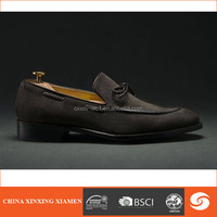 2016 men loafer shoes driving shoes in genuine leather