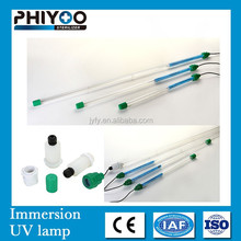 4W T5 single ended 4 pin 254nm submersible uv lamp