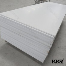Solid Surface Sheet for hotel bathroom panel acrylic sheet for door panel
