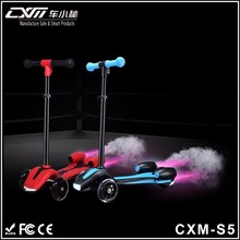 High Quality Jet Fog Kick Scooter For Girls And Boys