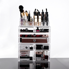 Multipurpose Acrylic Makeup Storage Wholesale Organizer Box For Sale