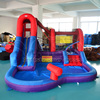 Home use inflatable water slides , indoor inflatable slide for sale