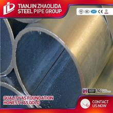 ASTM A106 GR.B scaffolding material hot dip galvanized steel tubes/pipe from tianjin factory