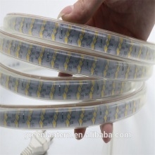 high lumen led strip high voltage 220v 180leds/m led strip light 2835