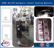 VFFS Thermoform Fill Seal Machine for tablet sachet packaging