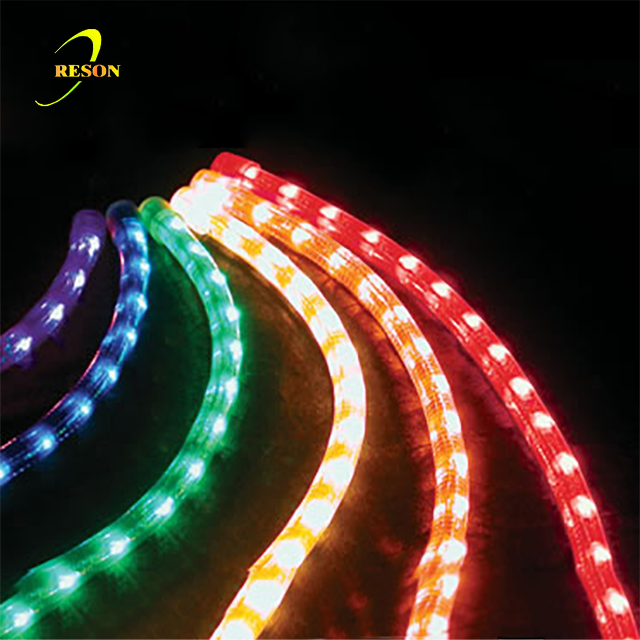 Outdoor Project Decorative Low Voltage LED Rope Lights
