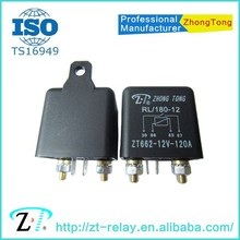 ZT662 auto relay 6v 12v 24v 40A 80A 100A 200A WM686 HEAVY DUTY RELAY