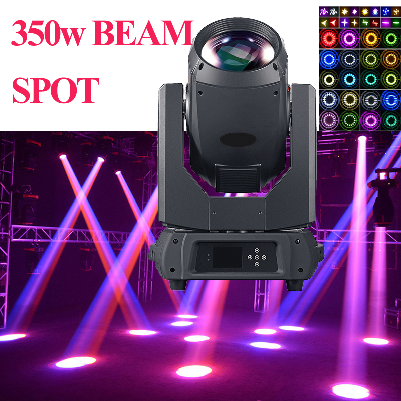 17R 350W Sharpy Beam spot moving head light Stage Lights Moving Head Lights